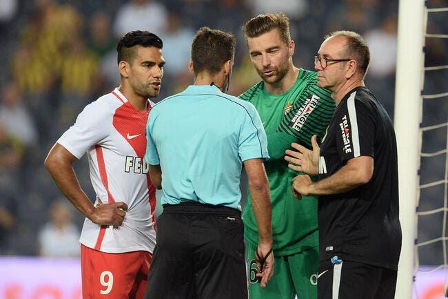 Monaco : De Sanctis out pour deux semaines