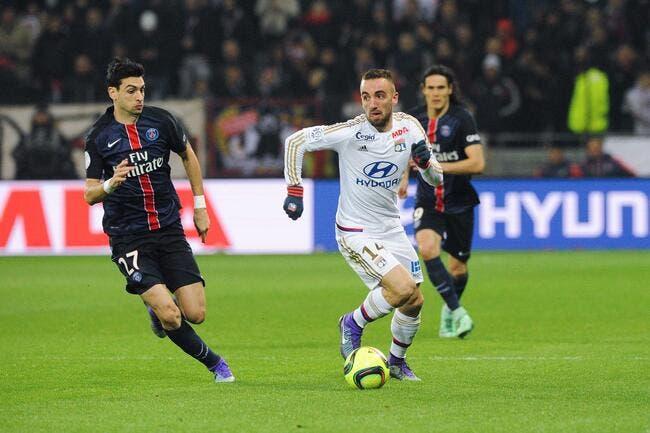 OL : Darder voit bien Lyon défier le PSG pour le titre