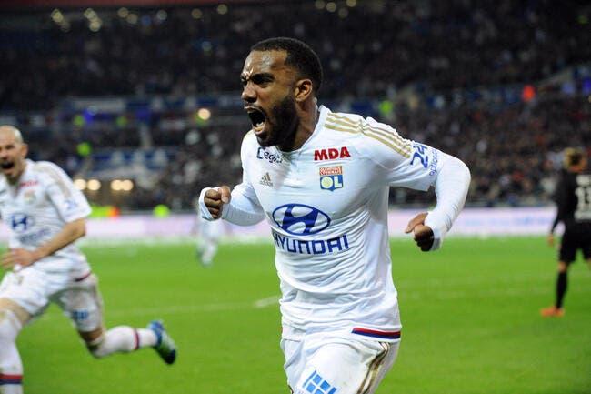 Décontracté, Génésio confirme que Lacazette ne peut partir de Lyon — Mercato