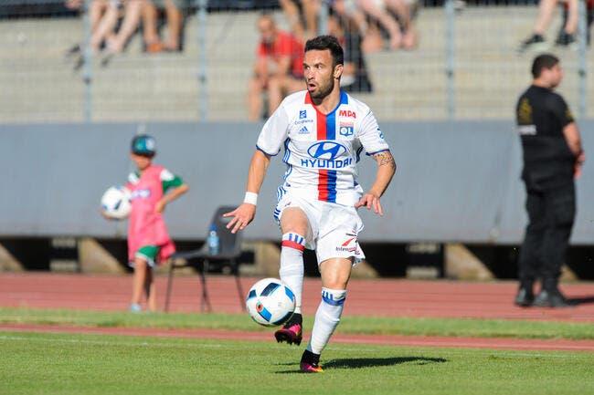 OL : Mathieu Valbuena dément totalement un départ de Lyon