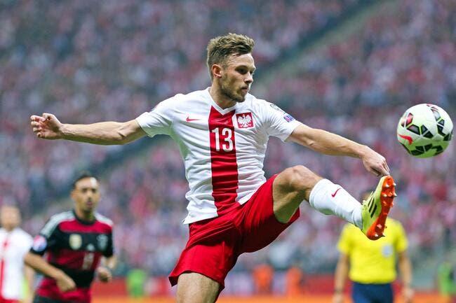 OL : Rybus finalement forfait contre Benfica