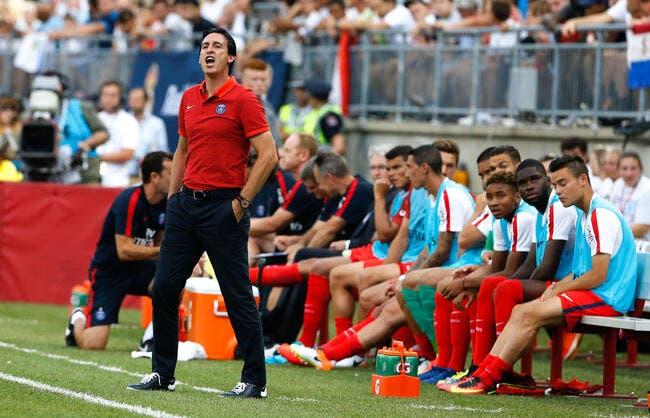 PSG : Emery lâche une info pour la suite du mercato