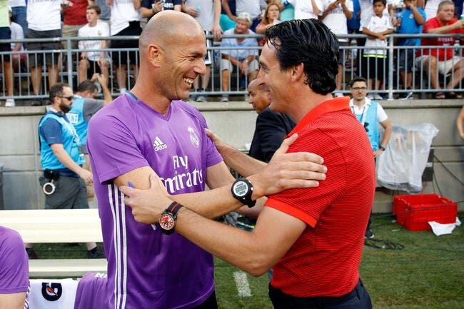 PSG : Zidane confirme que Jesé parle mercato avec le Paris SG