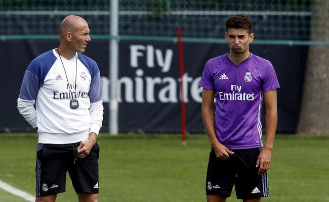 Mercato : Enzo Zidane bientôt dans le plus grand championnat du monde ?