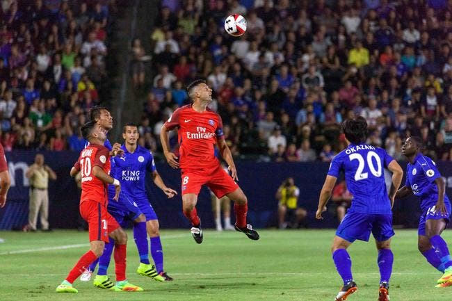 PSG : Thiago Motta réfute un avertissement envoyé à l'OL