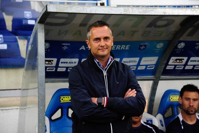 GFC Ajaccio : Vannuchi nommé entraîneur