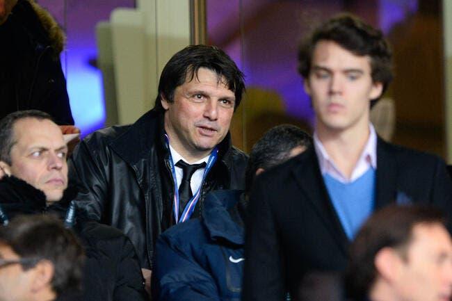 Laurent Fournier nouvel entraîneur de Créteil