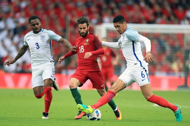 Angleterre - Portugal : 1-0