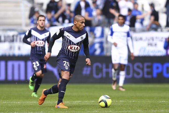 Officiel: Bordeaux dit au revoir à Jussiê