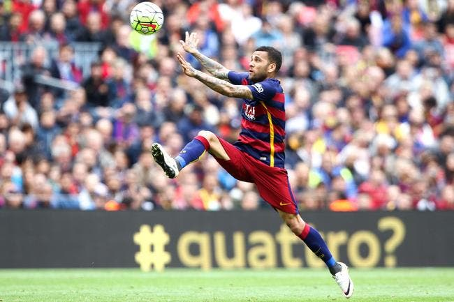 Officiel: Daniel Alves et le FC Barcelone, c'est fini !