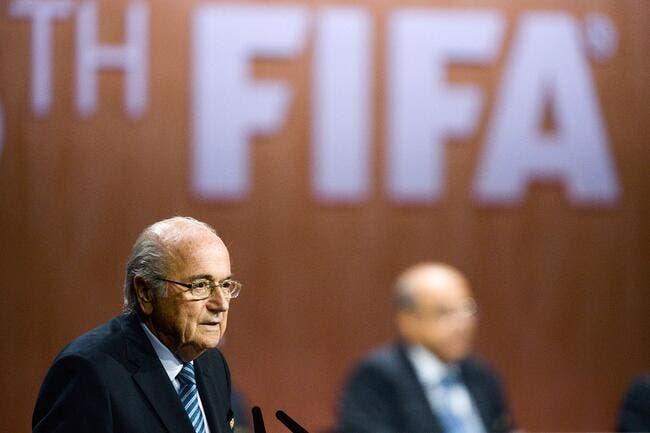 FIFA: Un nouveau scandale de corruption pour Blatter!