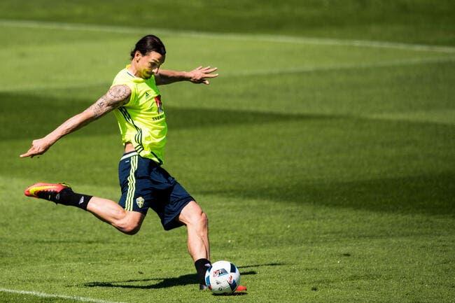 Ibrahimovic va signer à Manchester United pour une saison!