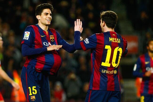 Officiel: Barcelone vend Bartra à Dortmund pour 8 ME