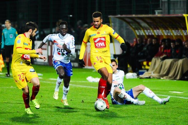 Orléans et Amiens montent en Ligue 2