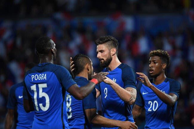 France - Ecosse : 3-0