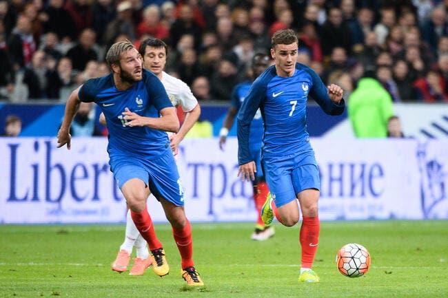 France: Griezmann, la star anti-Messi des Bleus