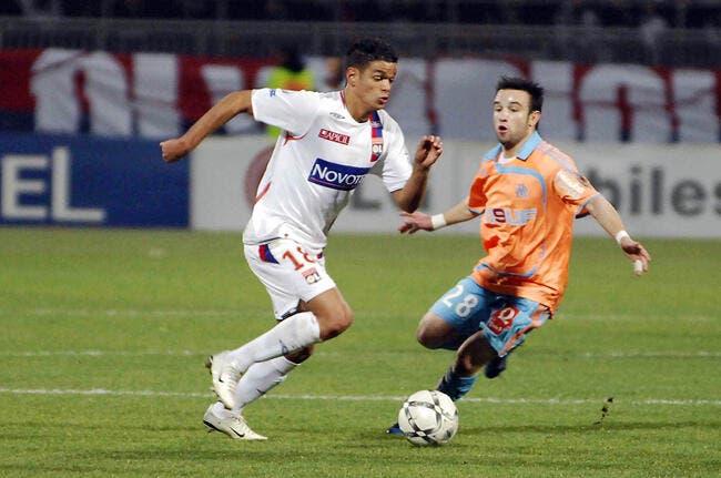 OL : Pour signer Ben Arfa, Lyon doit larguer Valbuena
