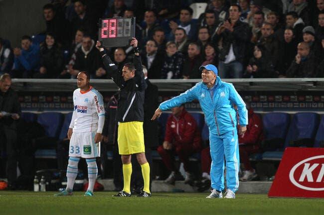 OM : Marseille pousse Apruzesse vers la sortie