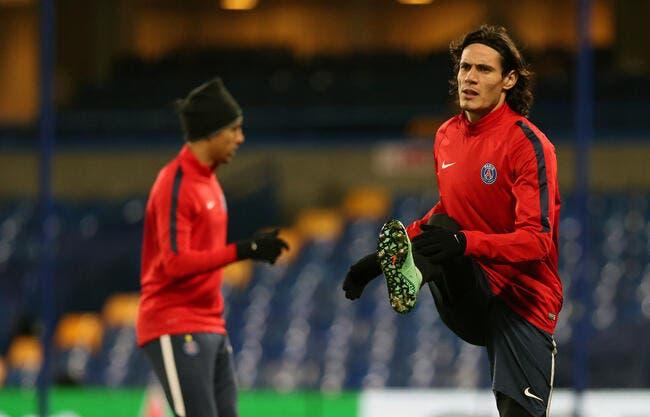 PSG: Convoité par l'Atlético, Cavani fait trembler le Paris SG