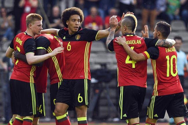Belgique - Norvège : 3-2