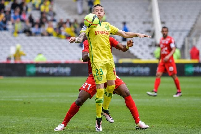 FC Nantes : Adryan est bradé, donc « ça va se faire » selon son agent