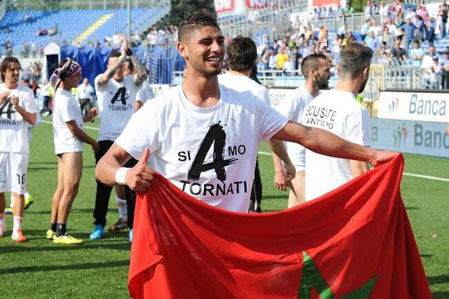 OL : Lyon prêt à recruter un défenseur marocain en Italie !