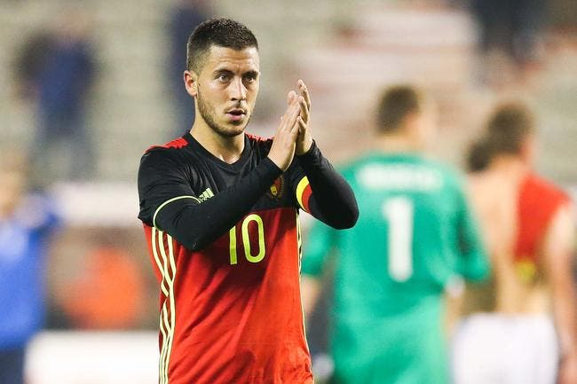 PSG : Hazard colle un stop au Paris SG pour le mercato
