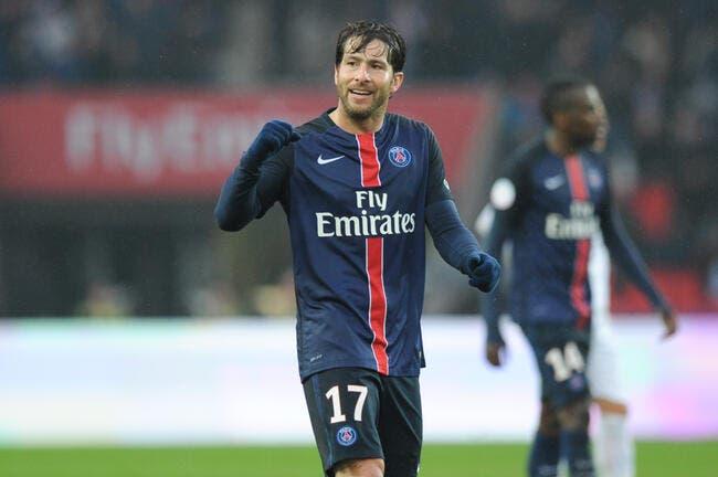 PSG : Maxwell va rester une saison de plus au Paris SG