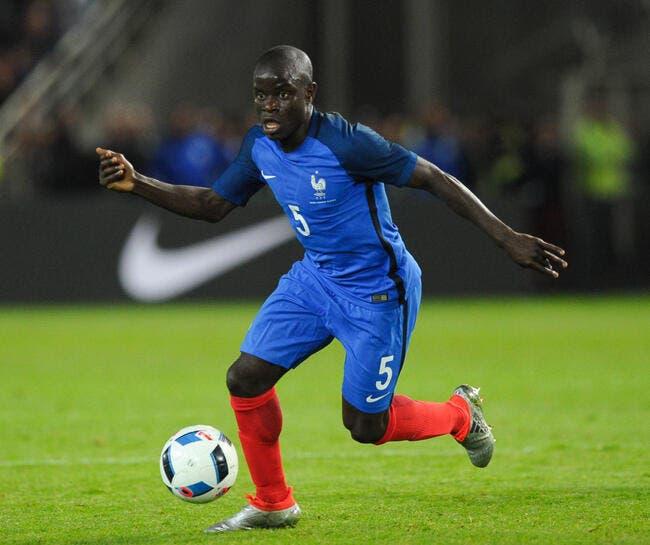 PSG : N'Golo Kanté premier renfort du Paris SG au mercato ?
