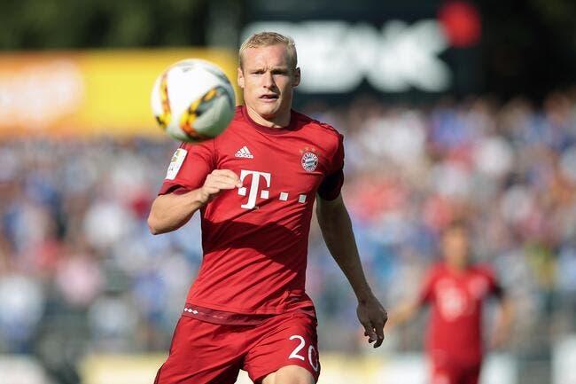 Officiel : Rode lâche le Bayern pour le Borussia Dortmund
