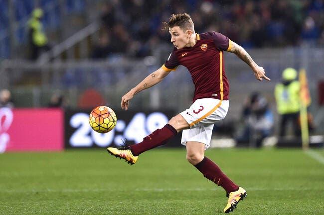 PSG : La Roma donne la tendance dans le dossier Digne