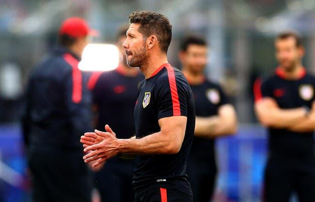 PSG: Simeone à Paris, l'Atlético enfonce le clou