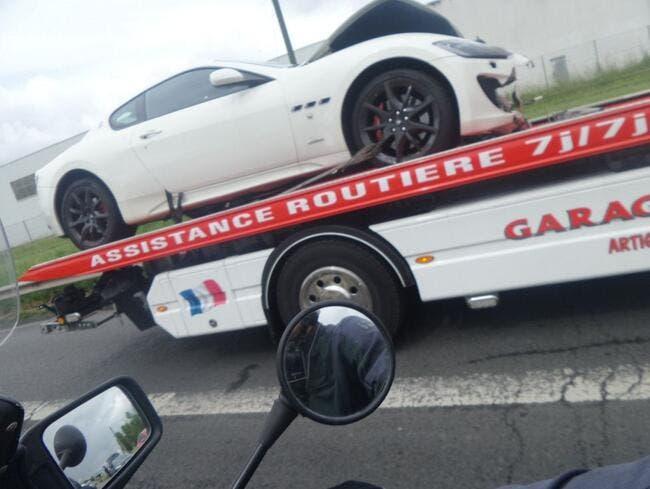 Bordeaux : Ivre, le mécano pique la voiture de Pablo et provoque un crash