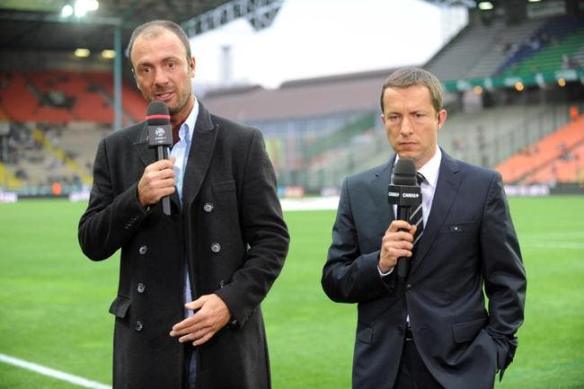 Média : Christophe Dugarry quitte Canal+ !