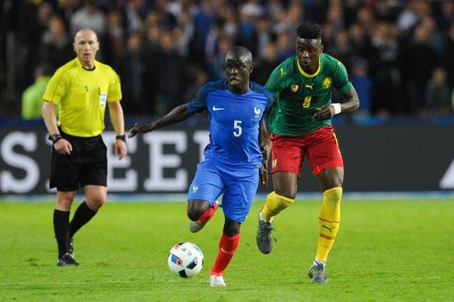 PSG : N'Golo Kanté au Paris SG, un gros coup de froid