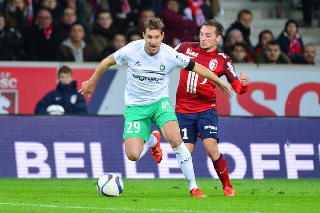ASSE : Ejecté par Galtier, François Clerc signe au GFC Ajaccio