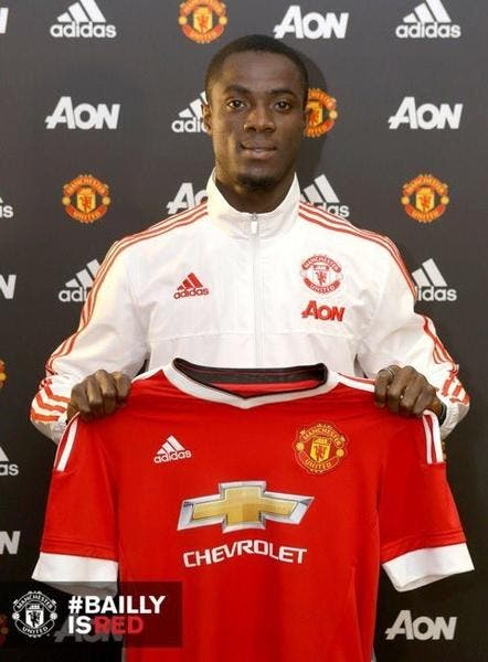 Officiel : Bailly signe 4 ans à Manchester United