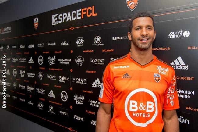Officiel : Cafù signe 4 ans avec Lorient