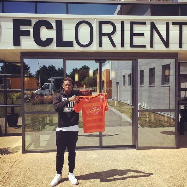 OL : Lee Marving Kouakou quitte Lyon pour Lorient