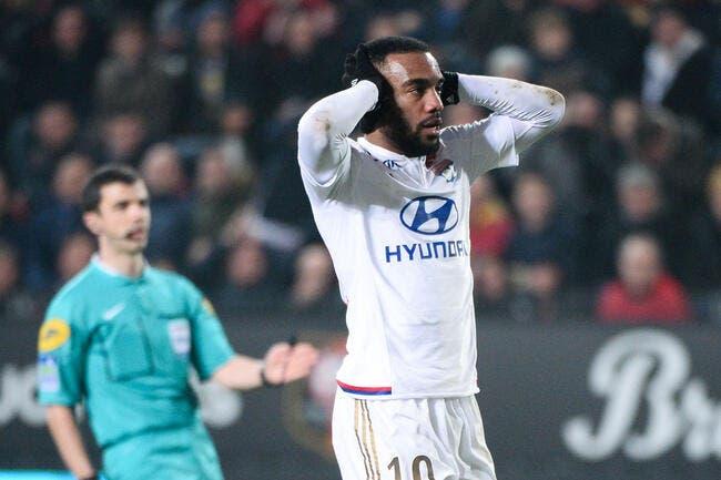 OL : Simeone ne veut plus de Lacazette à l'Atlético Madrid
