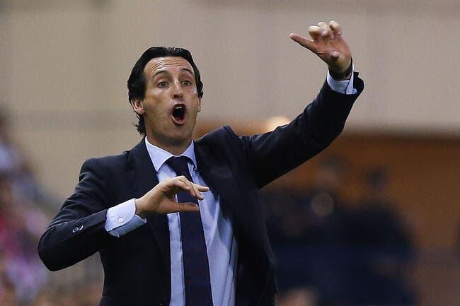 PSG : Emery annonce à Séville son départ pour le Paris SG !