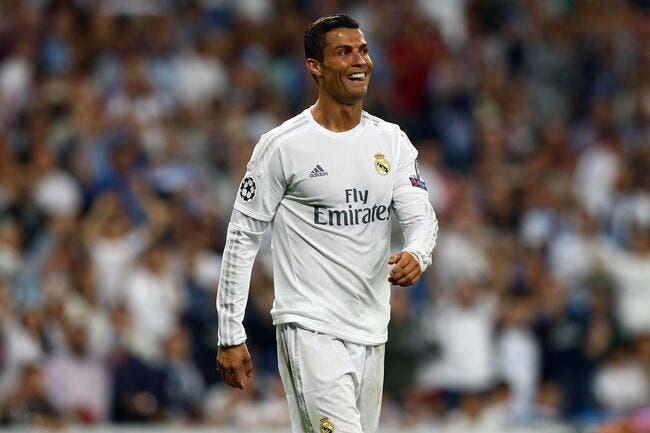 Real: Agacé, Perez contrôle les fréquentations de Cristiano Ronaldo