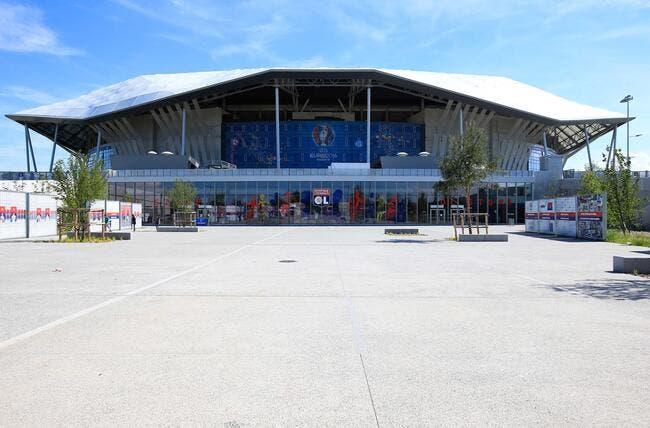 Euro 2016: Le Parc OL surclasse les autres stades du tournoi