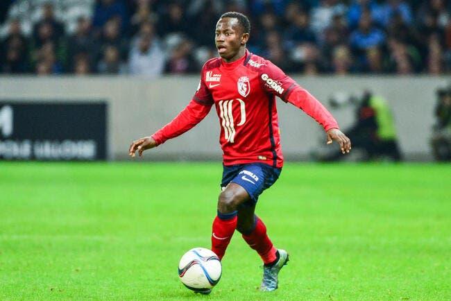 LOSC : Lille hésite à mettre 2 ME pour garder Yeboah