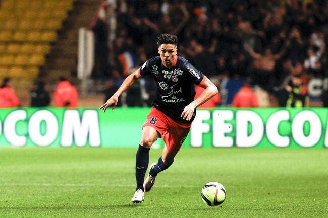 Officiel : Jonas Martin quitte Montpellier pour le Betis