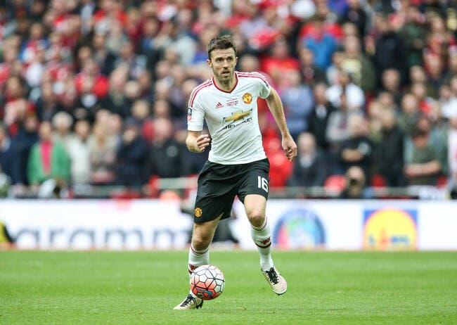 Officiel : Mourinho garde Carrick à Man United