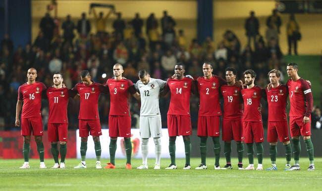 OL : Cristiano Ronaldo et son public, le Portugal a deux énormes avantages