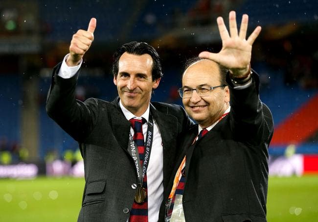 PSG : Accord total avec Emery ! Le seul hic, c'est Blanc