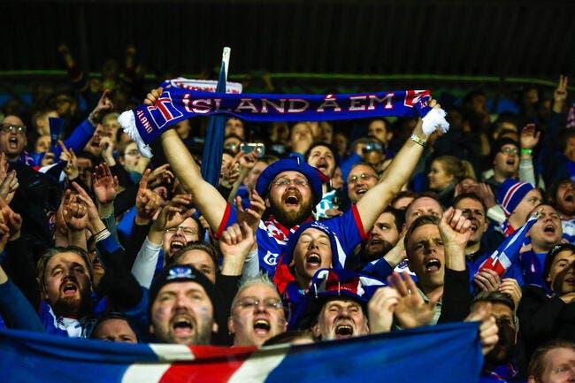 Euro 2016 : 10 % de la population islandaise sera en France !