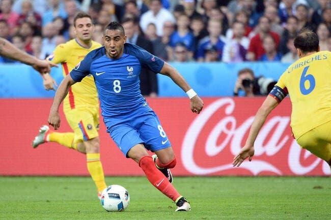 France: Payet marque, Hazard, Benzema, Ménès applaudissent